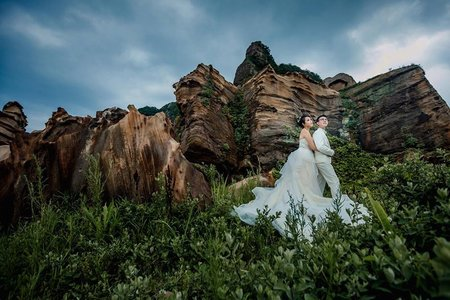 愛情宣言婚紗工作室~海外客照分享~香港客戶Kathy