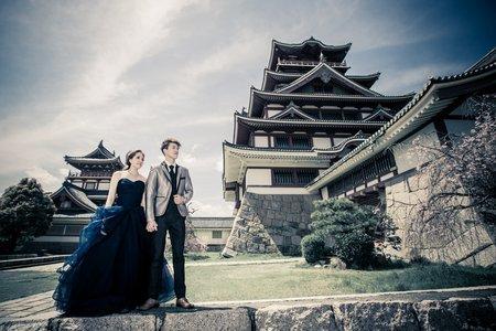 愛情宣言婚紗工作室~愛在京都