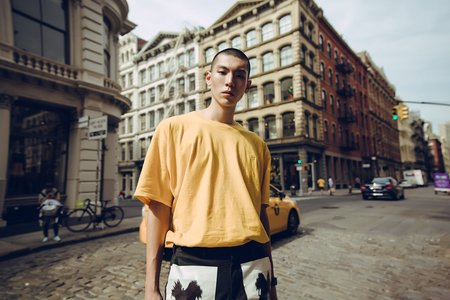 Du Wei --- 紐約街拍