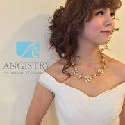 Angistry婚禮造型/自助婚紗造型