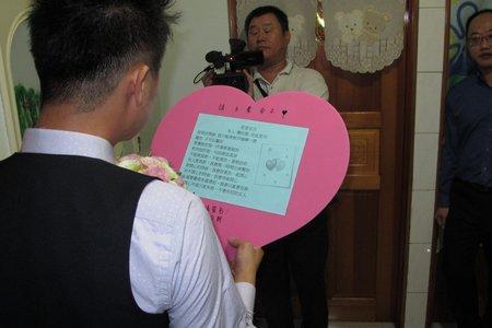 動態錄影結婚宴客照片
