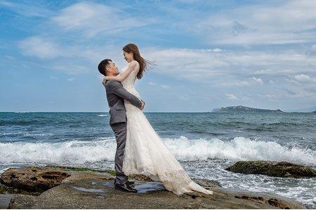 克蕾絲 自助婚紗 20170517