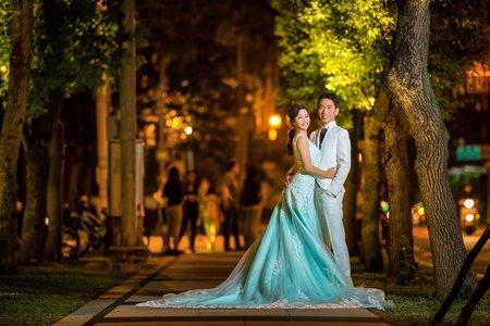 克蕾絲 自助婚紗 pre wedding
