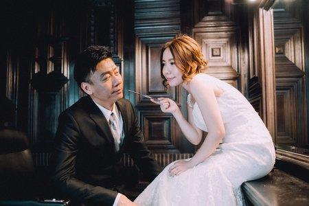 克蕾絲 pre wedding
