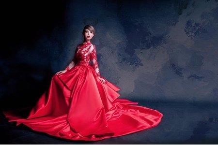 精選婚紗禮服款式