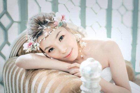 秋燕個人婚紗