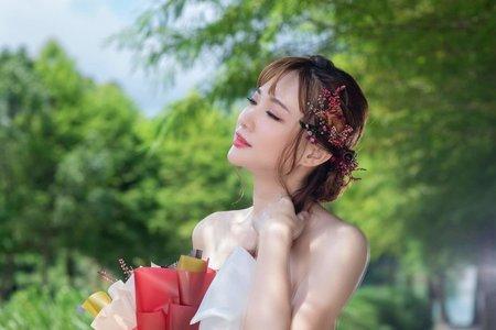 日月潭婚紗