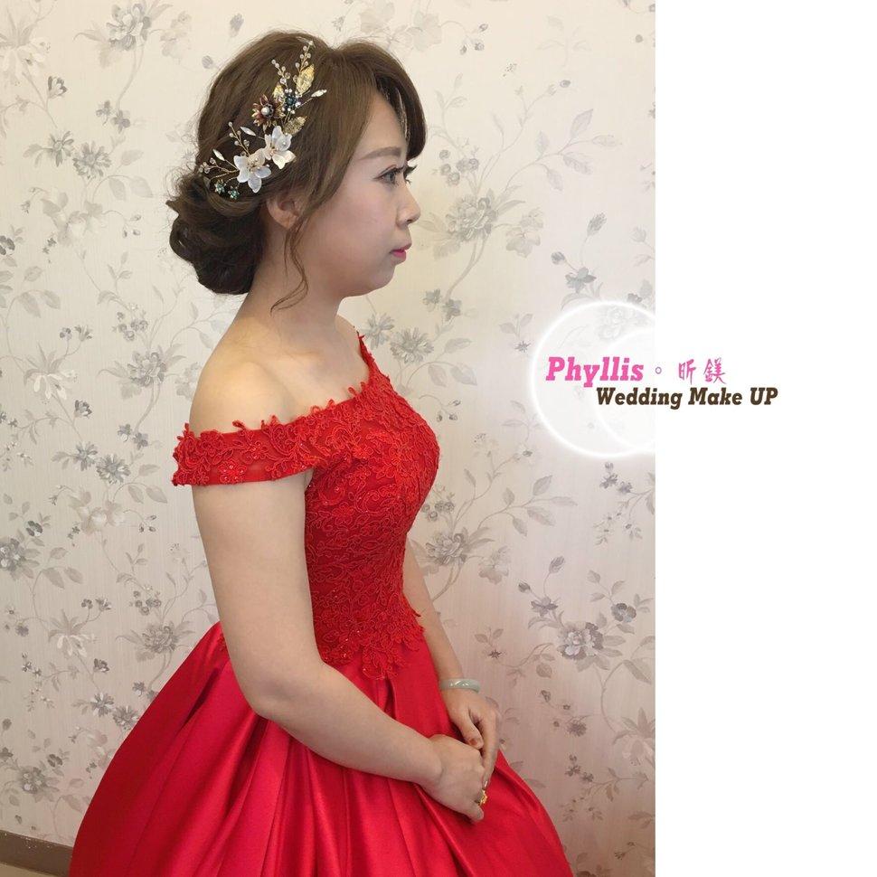 IMG_9616 - 新娘秘書。昕鎂 Wedding Make - 結婚吧