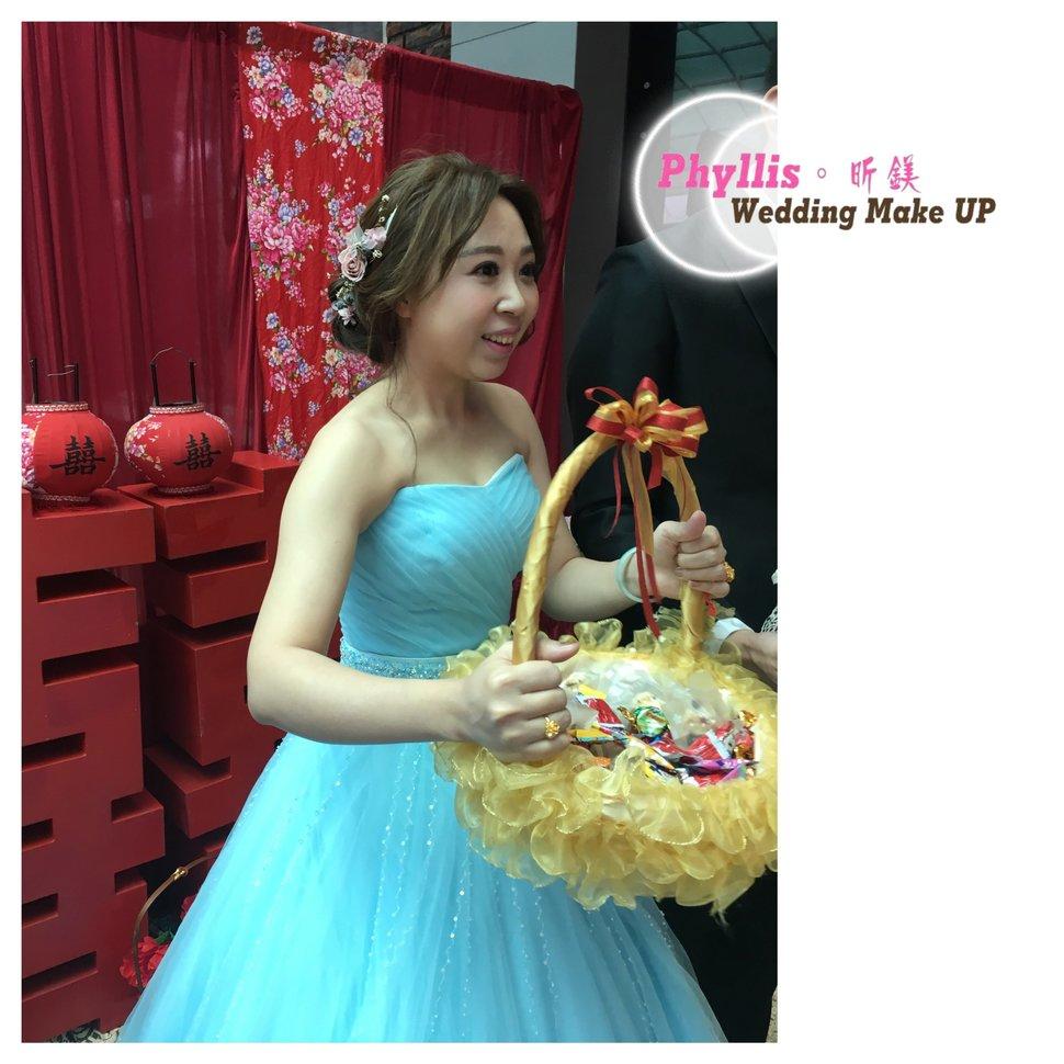 IMG_9457 - 新娘秘書。昕鎂 Wedding Make - 結婚吧