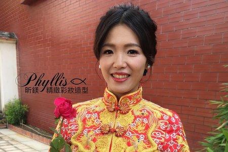 Bride 旻儒