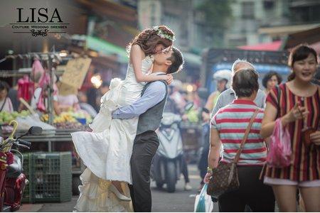 台灣味、唯美婚紗