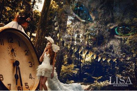 國際發表-愛麗絲夢遊仙境