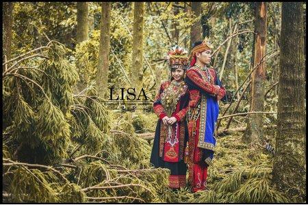 傳統民俗婚紗