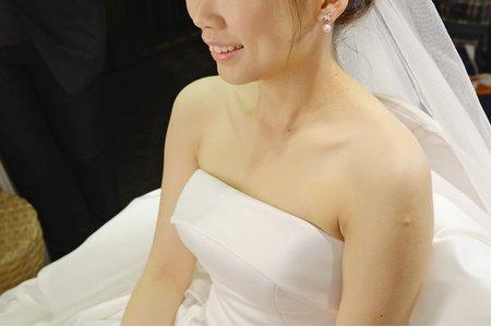 新秘Vicky Li ★婚宴新秘--馨儀(青青食尚)