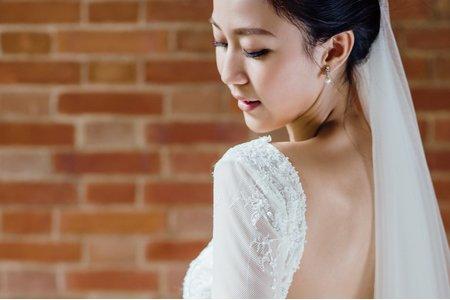 新秘Vicky Li ★婚紗婚宴造型