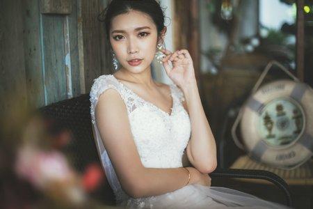 新秘Vicky Li ★