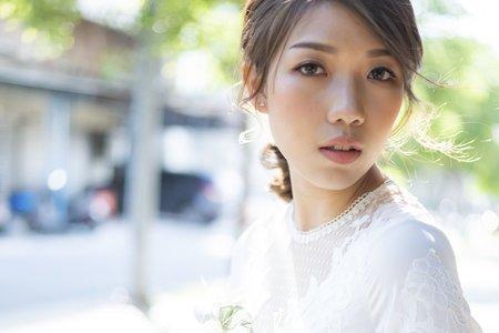 新秘Vicky Li ★JC戶外婚禮精選