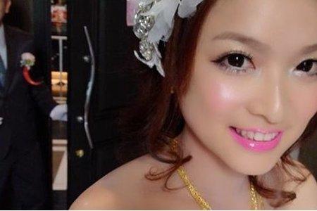 台北桃園新秘-訂結婚造型