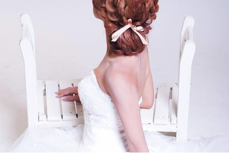 新娘造型-編髮造型