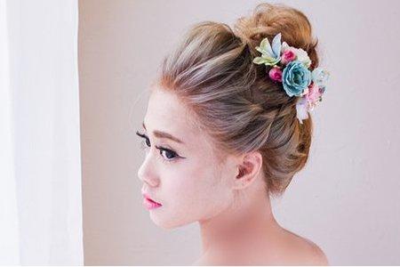 新娘造型-日系髮型