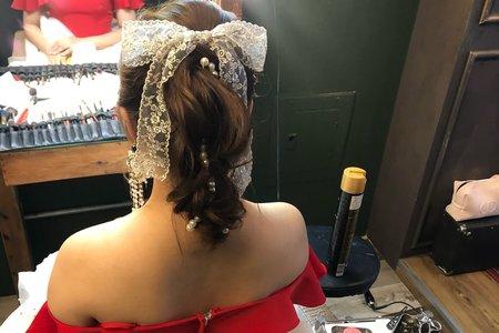 婚紗攝影造型