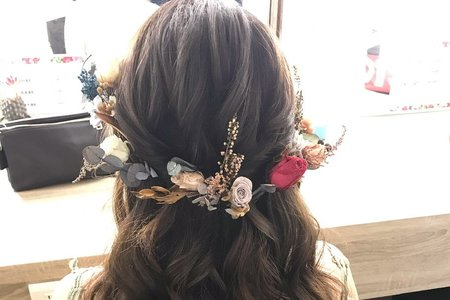 婚禮花藝造型