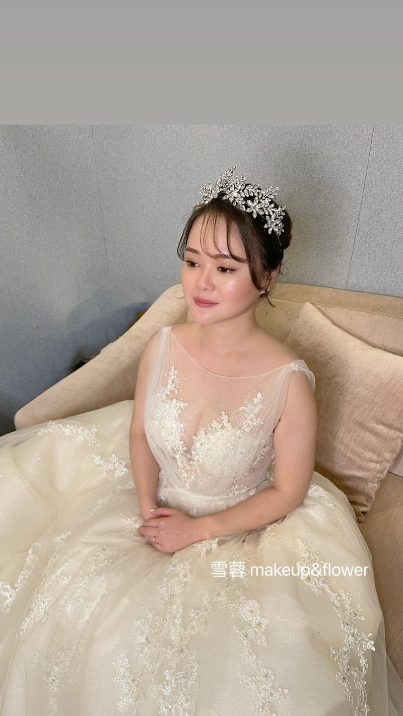 雪蓉makeup&flower