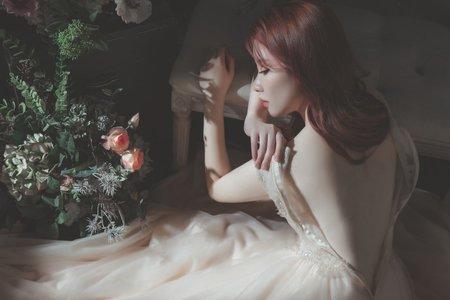 風格婚紗造型