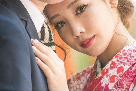 橘橘-日本京都-海外婚紗造型