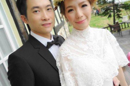 Bride-書亦-婚禮造型
