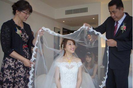 婚禮造型-禾羚