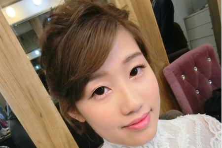 自主婚紗造型-妍樺