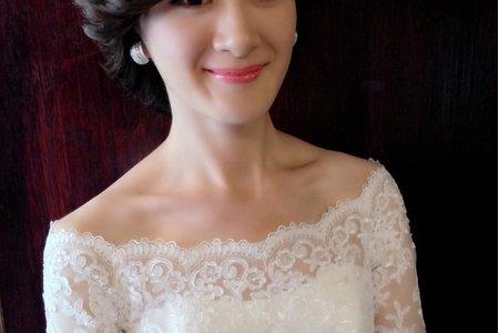 依茹拍婚紗照