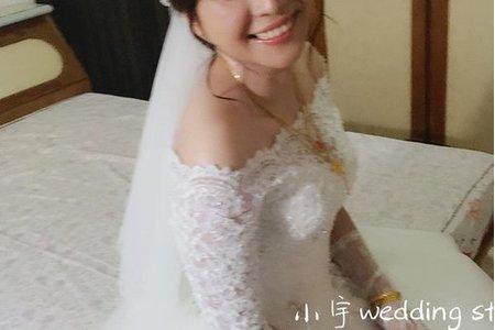 <婚宴造型>