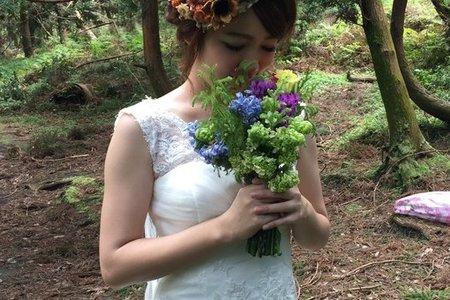 <自助婚紗造型>