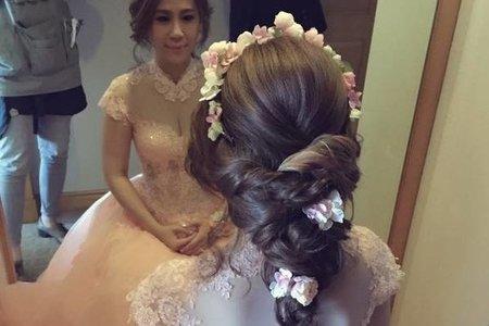 新娘造型 ♥ Amy ♥