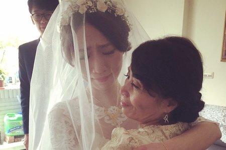 新娘造型-姿婷