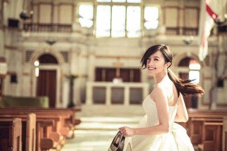 海外婚紗作品