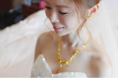 小惠結婚造型