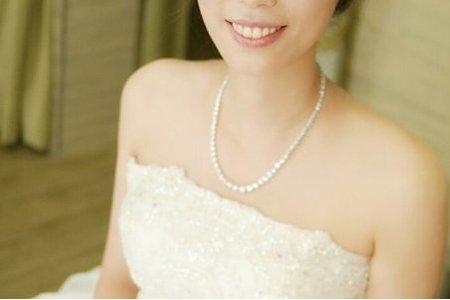 艾瑪婚紗造型