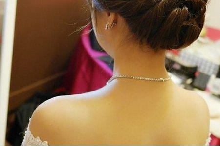 怡萱結婚造型