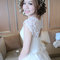Wedding-白紗進場造型(編號:295321)