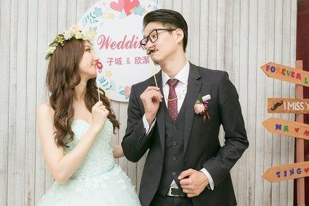 台北婚禮紀錄-平凡真切的氣氛-