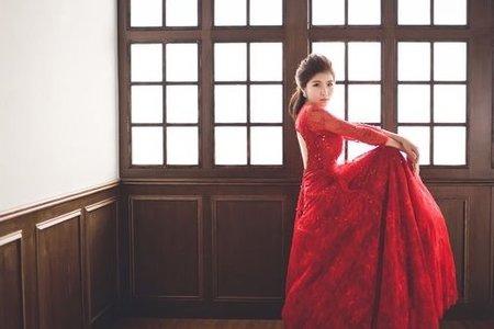 婚紗作品造型