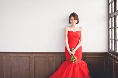 wedding婚紗造型 x JOYCE