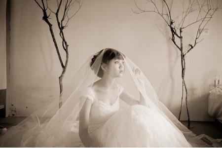 婚紗造型 x 方棠
