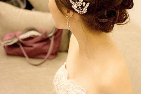 Bride Leah