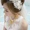兆婷迎娶白紗造型及白紗進場造型(編號:298067)