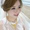 兆婷迎娶白紗造型及白紗進場造型(編號:298070)