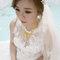 兆婷迎娶白紗造型及白紗進場造型(編號:298072)